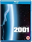 2001 - A Space Odyssey [Blu-ray] [Region Free]
