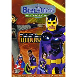 Bibleman-Powersource Series-Blasting the Big Gamem movie
