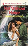 Not Without Honor (Silhouette Intimate Moments) (0373073380) by Marilyn Pappano