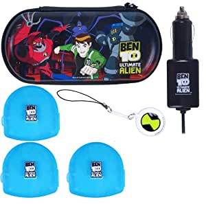Ben 10 Ultimate Alien 7-in-1 Accessory Pack (PSP)