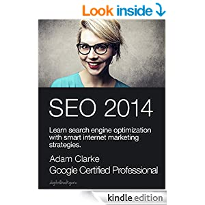 seo 2014 book cover