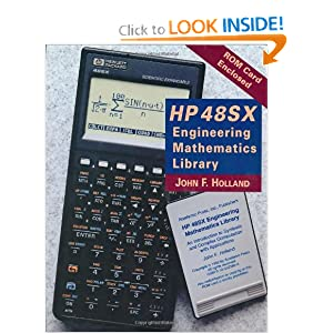 HP 48SX Engineering Mathematics Library John F. Holland