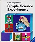 Simple Science Experiments (Ravensburger) (0713428945) by Hans Jürgen Press