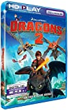 Dragons 2 [Combo Blu-ray + DVD + Copie digitale]