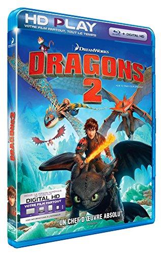 How to Train Your Dragon 2 ヒックとドラゴン2[リージョンAB 日本語収録][フランス版]