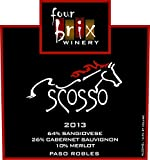 2013 Four Brix Winery Sangiovese blend 750ml