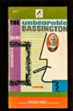 The Unbearable Bassington (Oxford Paperback Reference) (0192813714) by Saki
