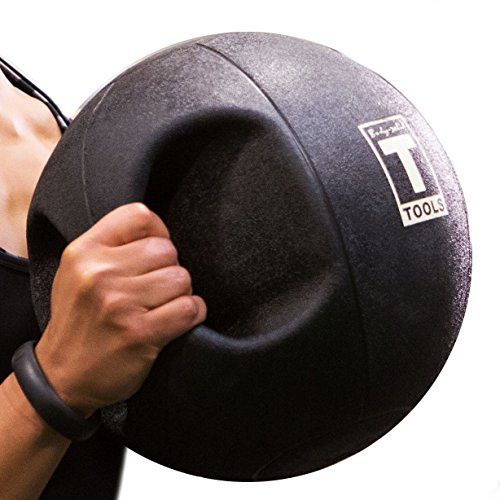 Body-Solid Tools 16-Pounds Dual Grip Medicine Ball
