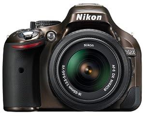 Nikon D5200 Appareils Photo Numériques 24.71 Mpix