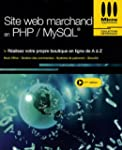 Site web marchand en PHP/MySQL