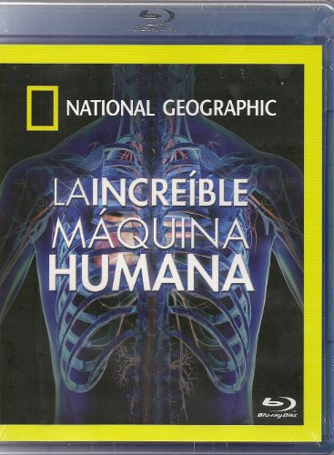 National Geographic: La Increible Maquina Humana (The Incredible Human Machine) - Mexico (Incredible Human Machine compare prices)