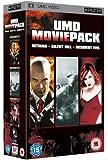 UMD Movie Pack - Silent Hill/Resident Evil/Hitman [2002]