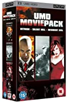 UMD Movie Pack - Silent Hill/Resident Evil/Hitman [2002]