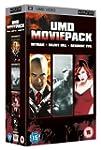 Umd Movie Pack