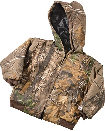 Bell Ranger Toddler-Boys' Camo Hooded Jacket Camouflage 2T front-1075123