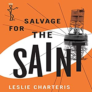 Salvage for the Saint Audiobook