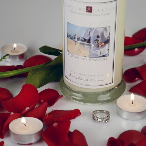 Eternal Honeymoon Jewelry Candles by Jewelry Candle Company