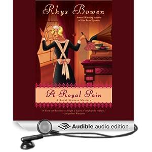 A Royal Pain: A Royal Spyness Mystery (Unabridged)