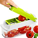 Genius Nicer Dicer Plus - Decoupe fac...