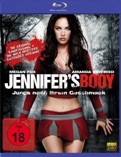 Jennifer's Body - Jungs nach ihrem Geschmack (Extended Version) [Blu-ray]