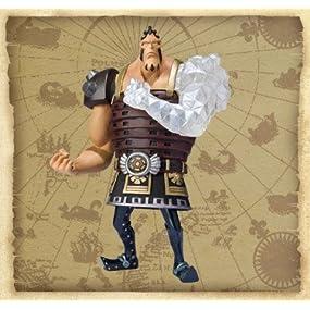 ONEPIECE ワンピース 超造形魂 白ひげ海賊団 ジョズ 単品 フィギュア バンダイ