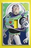 Buzz Lightyear Woody Toy Story Single Switch Plate switchplate #5