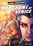 img - for Manga Shakespeare: The Merchant of Venice book / textbook / text book