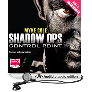 Shadow Ops: Control Point (Unabridged)