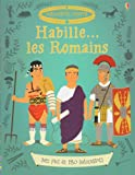echange, troc Jean-Sébastien Deheeger, Louie Stowell - Habille les romains