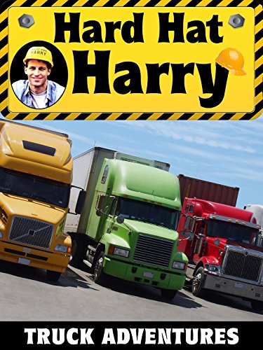 Hard Hat Harry: Trucks & Firetrucks Adventure