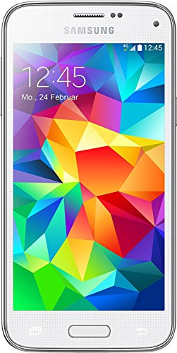 Samsung Galaxy S5 Mini G800H Unlocked Cellphone, 16GB, White (Samsung Galaxy S5 Mini Sd Card compare prices)
