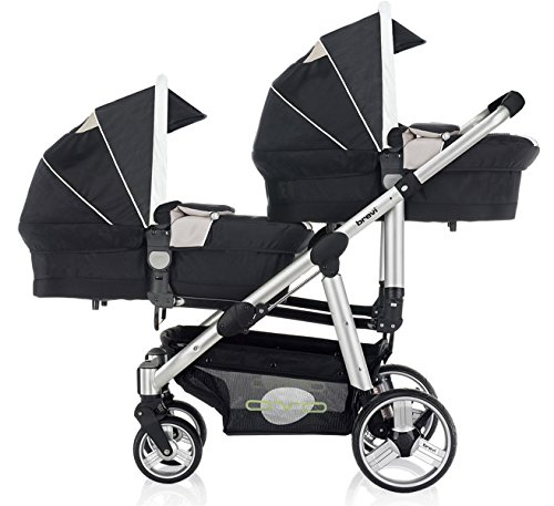 Travel System For Twins front-90132