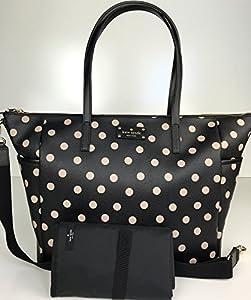 Kate Spade Wellesley Printed Adaira Baby Bag from Kate Spade