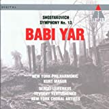 Symphony No. 13 Babi Yar