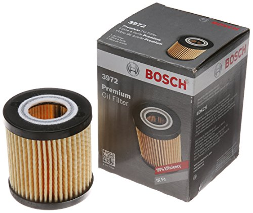 Bosch 3972 Premium Oil Filter (2015 Lexus Rx350 Oil Filter compare prices)