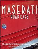 Richard Crump Maserati Road Cars
