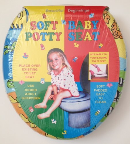 Soft Potty Seat - Assorted Designs