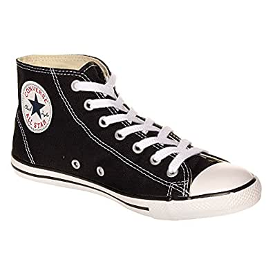Converse all stars womens dainty high top for Converse all star amazon
