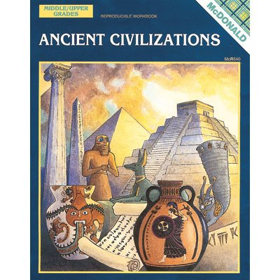 MC-R540 - ANCIENT CIVILIZATIONS GR 6-9 - 1