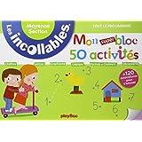 Incollables - Mon super bloc 50 activités Moyenne section