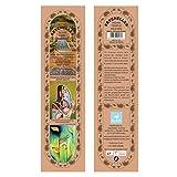 Hand-Rolled Incense Sticks- Herbal Perfumed Enchanted Sandal-Wood Pack Of 10 (200 Sticks) Mega Diwali Launch