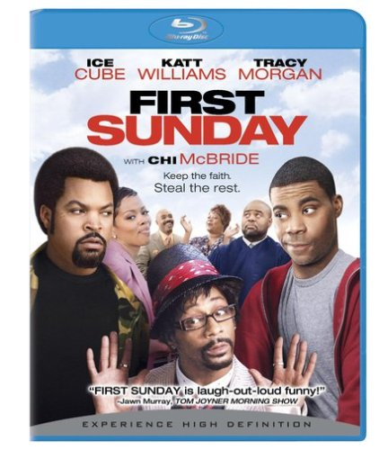 Cover art for  First Sunday [Blu-ray]