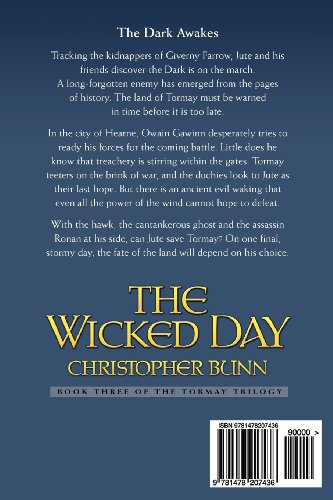 The Wicked Day: The Tormay Trilogy: Volume 3