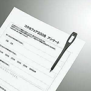コクヨ クリップペンシル 再生樹脂 50本パック PJ-E100D