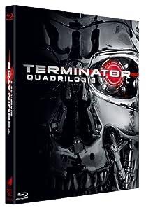 Terminator - L'intégrale : Terminator + Terminator 2 + Terminator 3 : Le soulèvement des machines + Terminator Renaissance [Édition limité exclusive Amazon.fr]