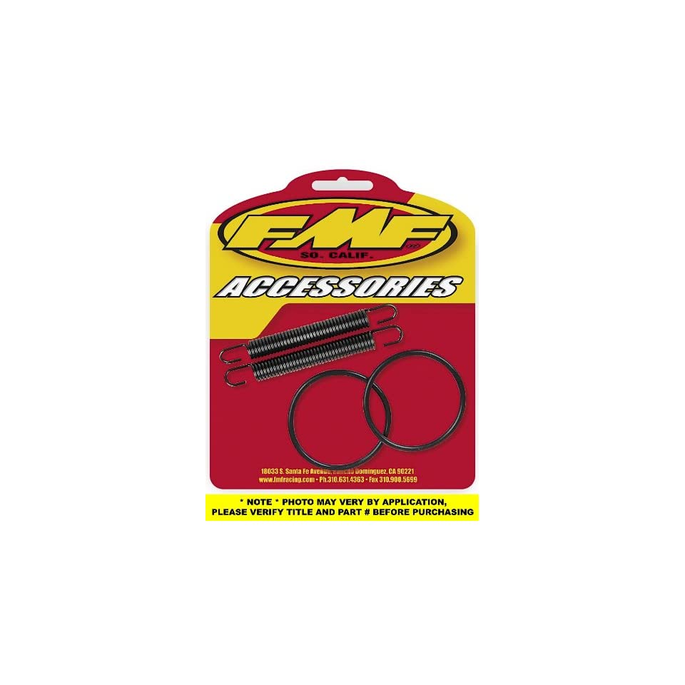 FMF Pipe Spring and O Ring Kit on PopScreen