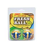 Finoa(フィノア) 芳香消臭剤 フレッシュボール バレーボール ミントの香り 5010