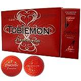 TOBIEMON(トビエモン) 飛衛門 ゴルフボール Luminaシリーズ パールボール 公認球 12球(1ダース) FGDLMN ランキングお取り寄せ