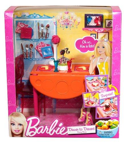 Barbie T7536 Barbie mobili Sala da pranzo : 51kK bq1BJL from www.giuntialpunto.it size 440 x 500 jpeg 63kB