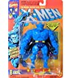X-Men Beast 1994 Vintage Toy Biz Marvel Action Figure